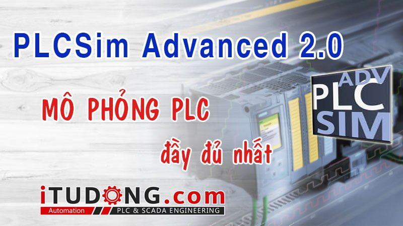 PLC Sim Advanced itudong.com